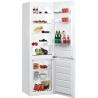 WHIRLPOOL BLF 7001 W Alulfagyasztós kombinált hűtő fehér