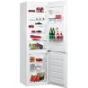 WHIRLPOOL BSF 8152 W Alulfagyasztós kombinált hűtő fehér
