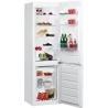 WHIRLPOOL BSNF 8121 W Alulfagyasztós kombinált hűtő fehér