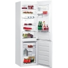 WHIRLPOOL BSNF 8152 W Alulfagyasztós kombinált hűtő fehér