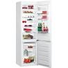 WHIRLPOOL BSNF 9152 W Alulfagyasztós kombinált hűtő fehér