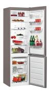 WHIRLPOOL BSNF 9553 OX Alulfagyasztós kombinált hűtő inox