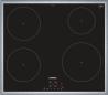 SIEMENS EU645BEB1E Beépíthető indukciós főzőlap fekete