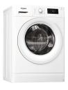 WHIRLPOOL FWSG71283W EU Keskeny elöltöltős mosógép fehér