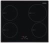 NODOR I 4060 BK Beépíthető indukciós főzőlap fekete