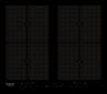 HOTPOINT ARISTON KIU 642 F B Be�p�thet� indukci�s f�z�lap