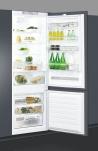 WHIRLPOOL SP40 800 EU Beépíthető kombinált hűtő