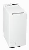 WHIRLPOOL TDLR 55111 Felültöltős mosógép fehér
